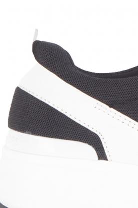 Sneaker Amanda | black white