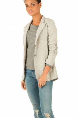 Blazer Teddy | grey