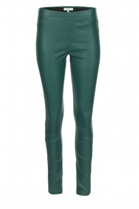 Dante 6 |  Lamb leather leggings Tyson | green