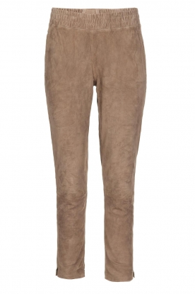 Dante 6 |  Suede pants | brown