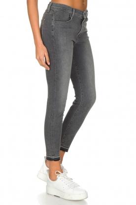 J brand |  Cropped jeans Alana | Grey