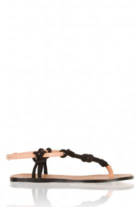 Sandaal Lelanie | zwart