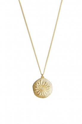 Mimi et Toi |  18k gold plated nacklace Florentine | gold