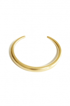 Mimi et Toi |  18k gold plated bracelet Beaudine | gold