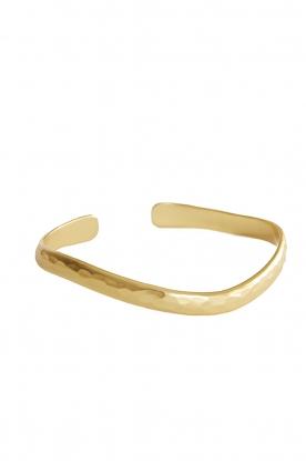 Mimi et Toi |  18k gold plated bracelet Celine | gold