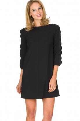 ELISABETTA FRANCHI | Dress Amelie | zwart