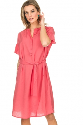 Sessun |  Dress Charles | pink