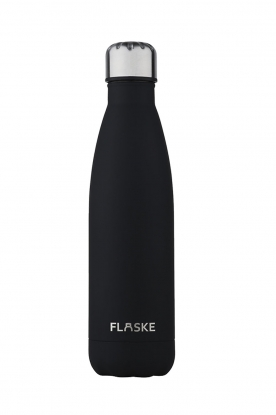 Flaske | Thermosfles Night warm/koud 500 ml | zwart