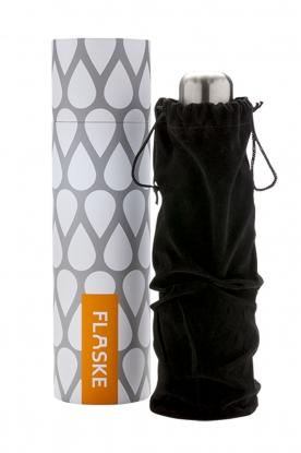 Flaske | Thermosfles Night warm/koud 500 ml | zwart
