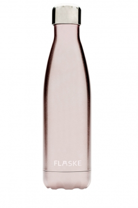 Flaske | Thermosfles Honey warm/koud 750 ml | goud