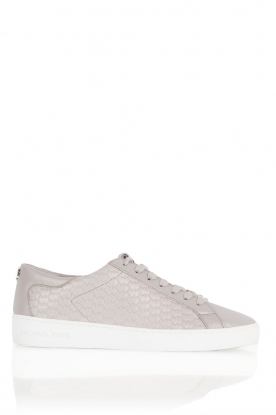 Leather sneaker Colby  | grey
