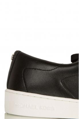 MICHAEL Michael Kors | Sneaker Toby | zwart-wit