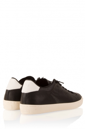 Leather sneakers Dory | black