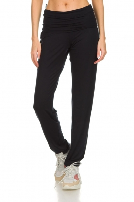 Hanro |  Yoga pants Jamie | black