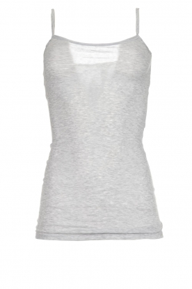Hanro |  Top Ultralight | grey