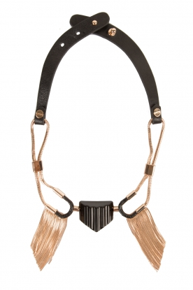 Necklace Leila | gold