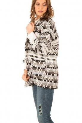 Boucl� jacket Serena | multi