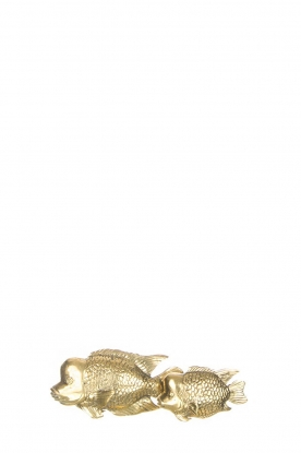 Little Soho Living |  Goldfish Micky - set of 2 | gold