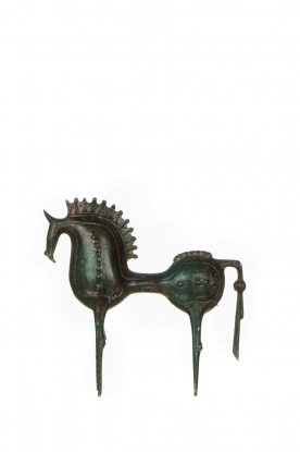 Little Soho Living |  Troyan horse Shane - small | green