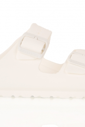 Birkenstock | Water-resistant wellness sandaal Arizona | wit