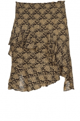 Munthe | Skirt Milou | brown