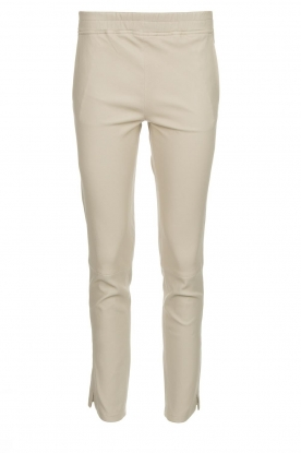 Arma |  Leather pants Provence | natural