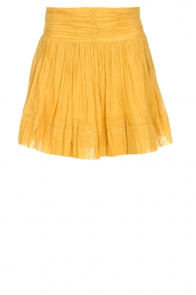 ba&sh | Skirt Bibi | yellow