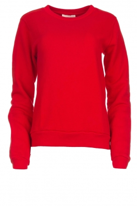 American Vintage |  Sweater Kinouba | red