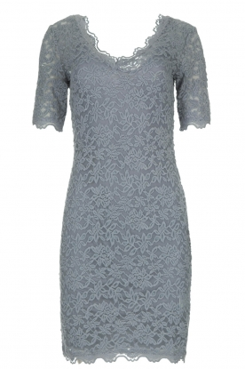 Rosemunde | Lace dress Louize | blue