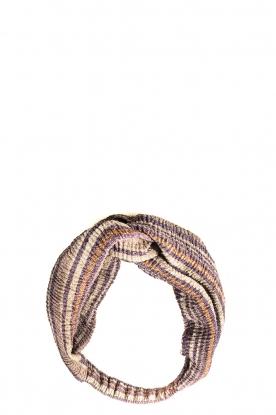 Becksöndergaard    Striped glitter headband Santiago   multi