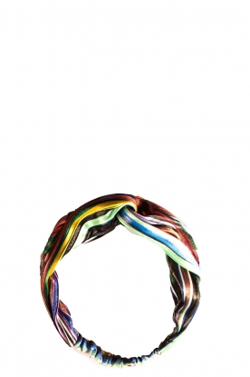 Becksöndergaard |  Striped headband Sergio | multi