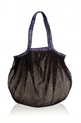 Becksöndergaard |  Net bag Reya | black
