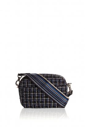 Becksöndergaard |  Boucle bum bag Fany Layla | blue