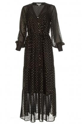 Dante 6 Maxi-jurk Arlette  zwart