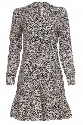 Dante 6 |  Dress Layla leopard | black&white