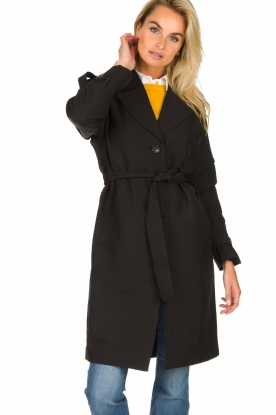 Dante 6 |  Coat Tate | black