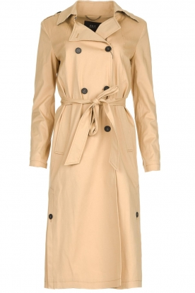 Set |  Trench coat Merve | camel