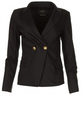 Set |  Classic blazer Mucho | black