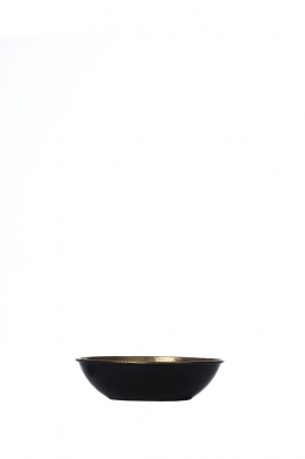 Little Soho Living |  Decorative bowl Falgu - small | black
