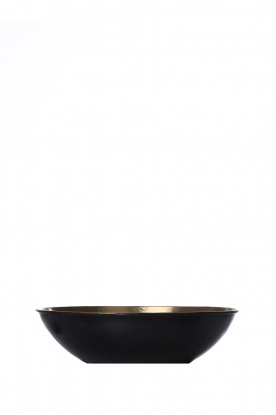 Little Soho Living |  Decorative bowl Falgu - medium | black