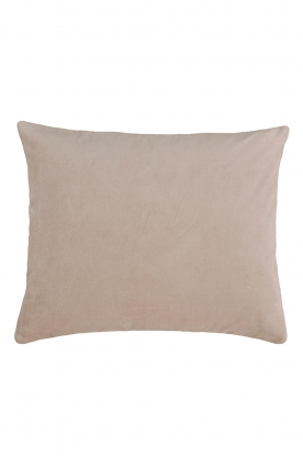 Little Soho Living |  50x60 Velvet cushion cover Joana | beige