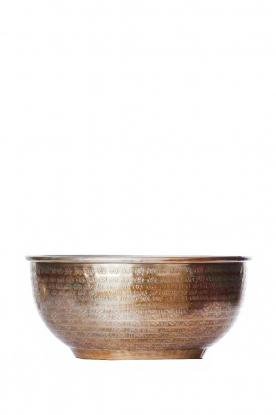 Little Soho Living |  Decorative bowl Benjamin | gold