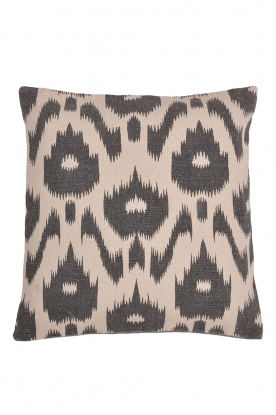Little Soho Living |  50x50 Printed cushion cover Edha | natural