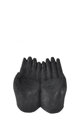 Little Soho Living | Stone hands Gabriel | black