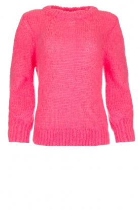 Set |  Knitted sweater Micco | pink