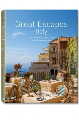 Taschen | Great Escapes Italy
