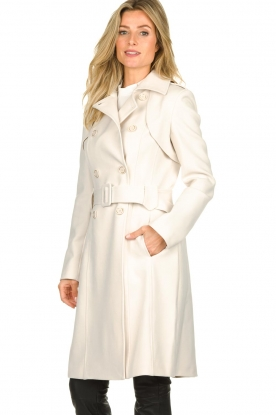 Kocca | Trench coat Lumpa | natural