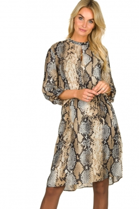 Kocca | Dress Atlanta | animal print