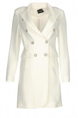 Atos Lombardini | Coat Melanie | white