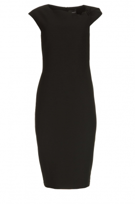 Atos Lombardini | Dress Christel | black